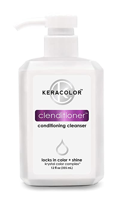 KERACOLOR Clenditioner Cleansing Conditioner,