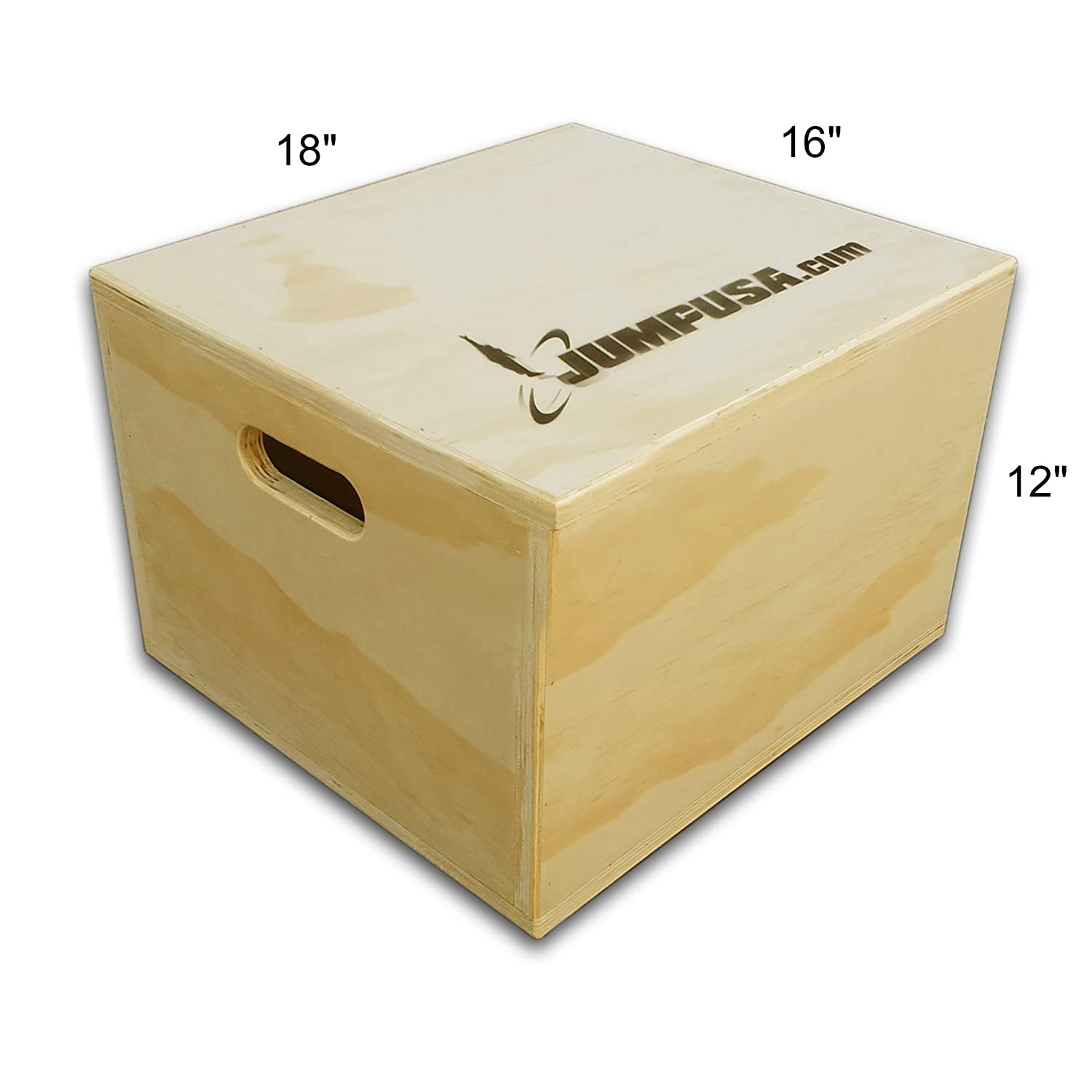 Plyometric Jump Plyo Box