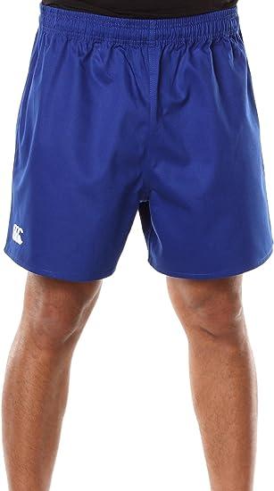 TALLA 24. Canterbury - Pantalones cortos de rugby para hombre