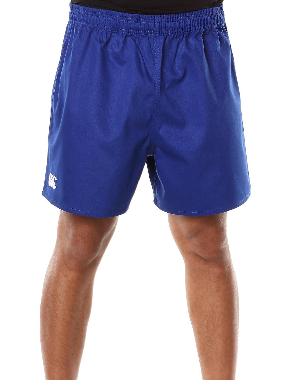 Canterbury - Pantalones cortos de rugby para hombre