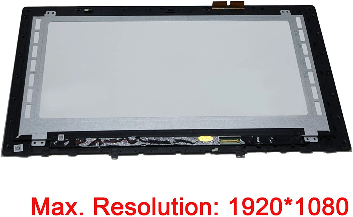 only for touch computer InOneWorld 1920X1080 Touch Digitizer Panel /& LCD Screen Replacement Assembly for Lenovo Y50-70 20349