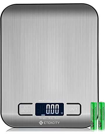 Amazon com: Scales - Measuring Tools & Scales: Home & Kitchen