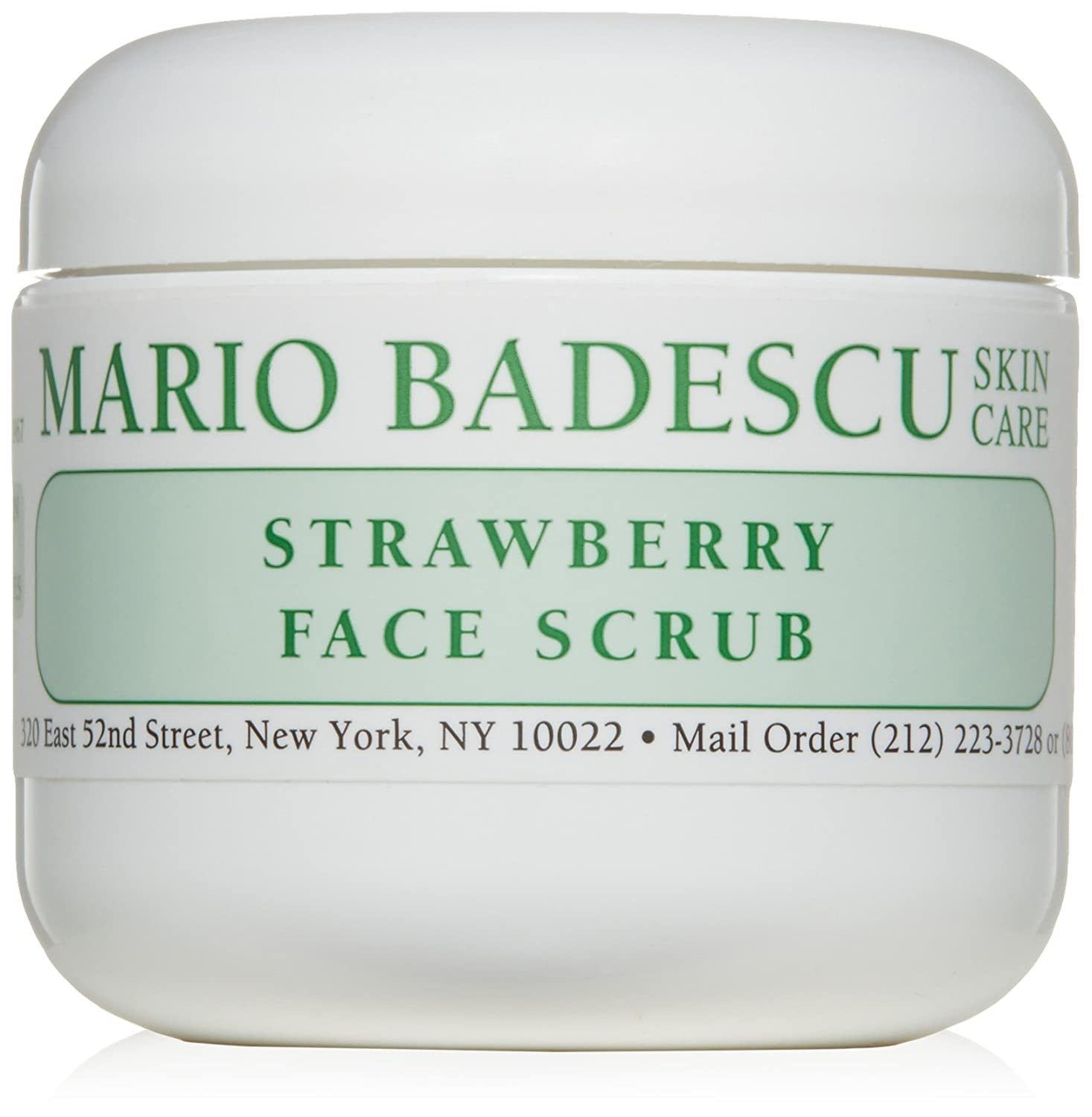 Mario Badescu strawberry face scrub 4oz 7.85E+11