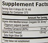 Natural Factors, Certified Organic Oil of