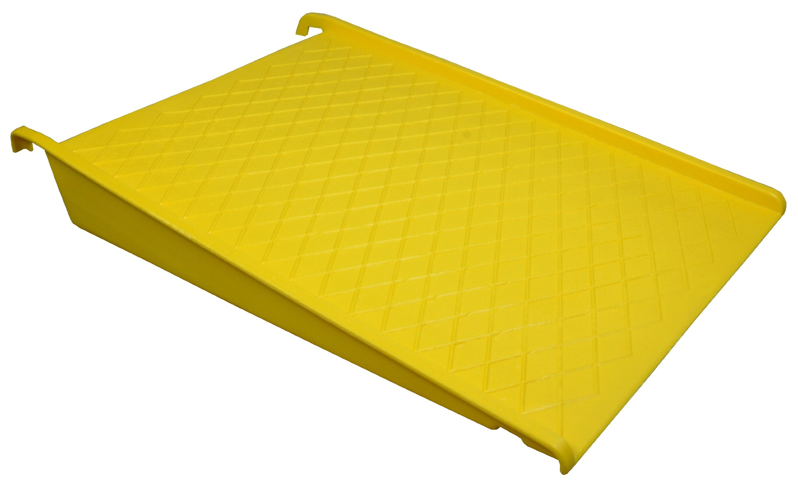 Homak Spill Containment Poly Pallet Ramp, YW00346323
