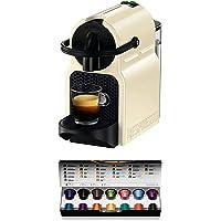 Nespresso De'Longhi Inissia EN80.CW - Cafetera monodosis de cápsulas Nespresso, 19 bares, apagado automático, color…