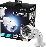 Geeni GN-CW011-199 Hawk Smart Wi-Fi Outdoor Camera, White
