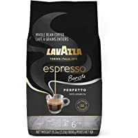 Deals on 4 Lavazza Espresso Barista Perfetto Whole Bean Coffee 2.2lb.