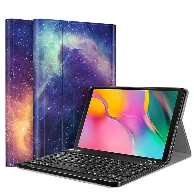 T510//T515 Slim Shell d/ünne Schutzh/ülle H/ülle kompatibel mit Samsung Galaxy Tab A 2019 Infiland H/ülle f/ür Samsung Galaxy Tab A 10.1 2019 10.1 Zoll,Schwarz