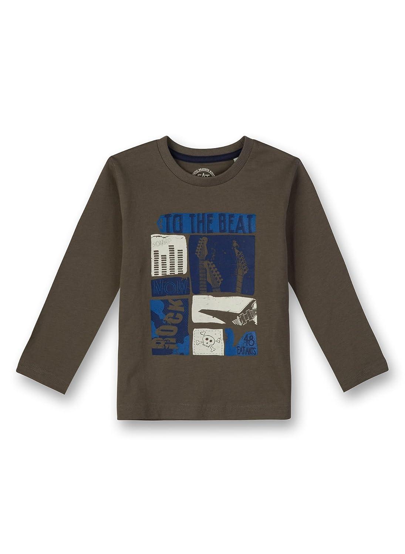 Sanetta Jungen Shirt Langarmshirt