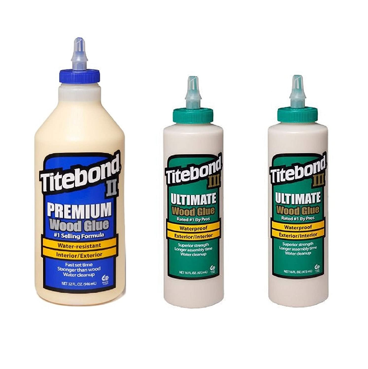 Titebond Ultimate III Group 2, 95L FRANKLIN INTERNATIONAL