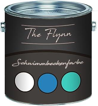 Opinión sobre The Flynn - Pintura para piscinas (2,5 L, verde)