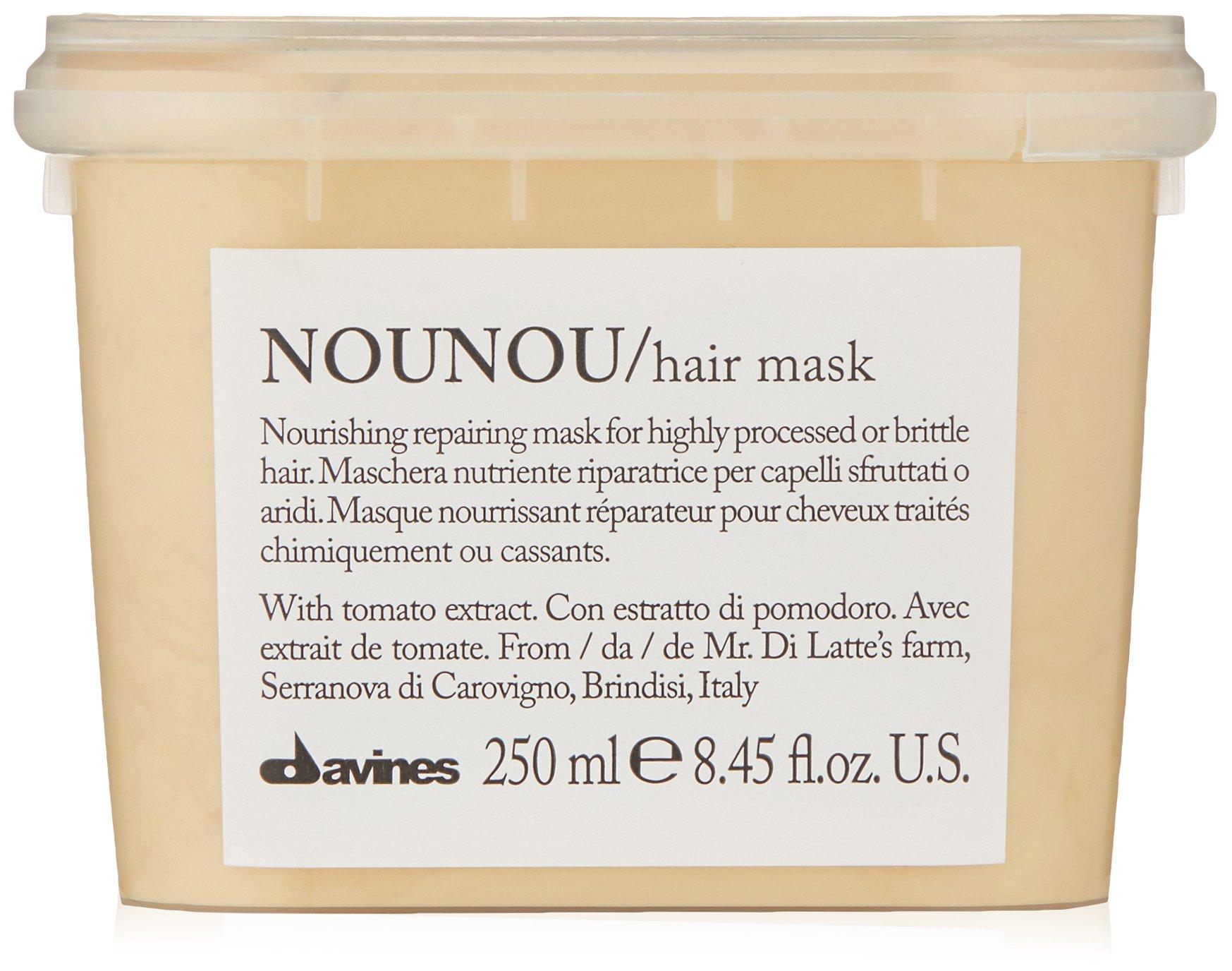 Davines Nounou Hair Mask, 8.45 fl. oz.
