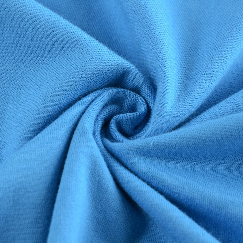 Men Summer Printing Short Sleeve Cotton T Shirt Blouse Super Comfy YKARITIANNA Mens Tee Shirts
