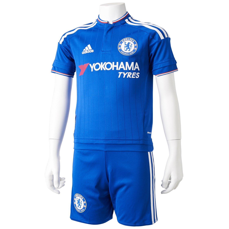 Adidas Jungen Bekleidungsset FC Chelsea Heimausrüstung