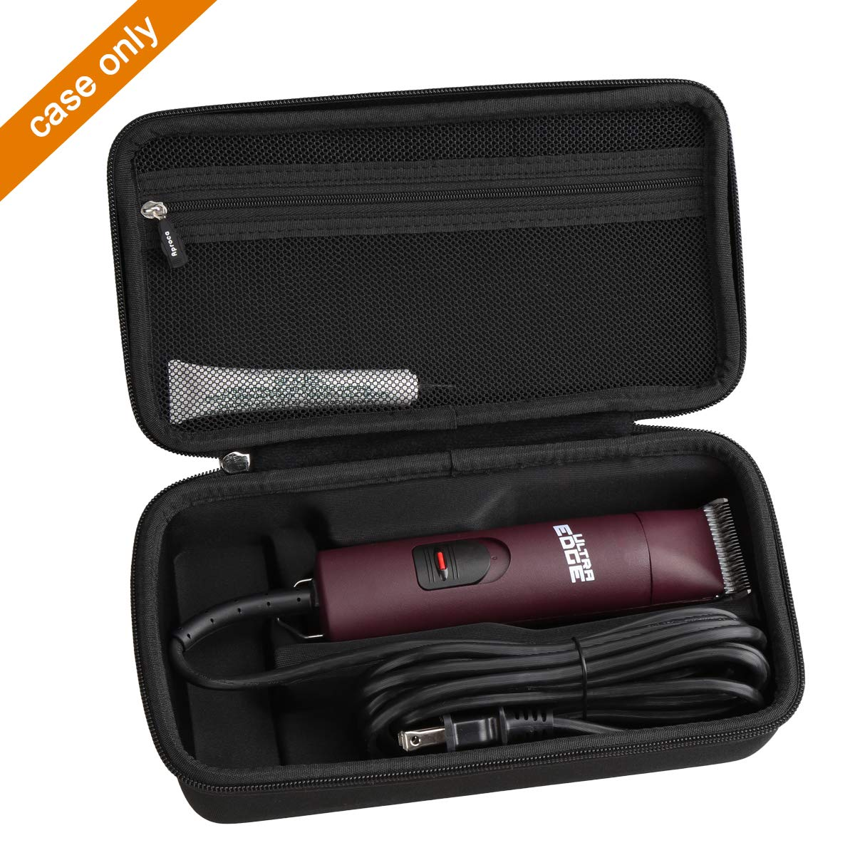 Aproca Hard Travel Case Compatible Andis UltraEdge Super 2-Speed Detachable Blade Clipper Professional Animal Dog Grooming