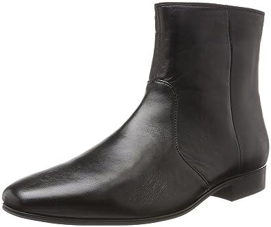 Arly, Bottes Homme, Noir (Black Leather), 46 EUAldo