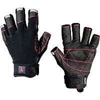Musto Defender Short Finger Gloves in Black AS0812