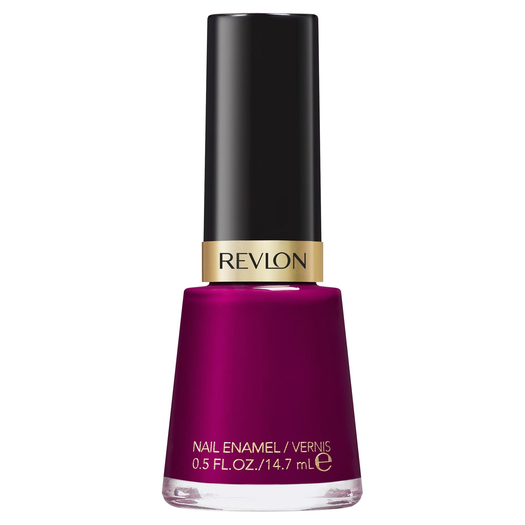 Amazon.com: REVLON Colorstay Nail Enamel, Bold Sangria, 0.4 Fluid ...