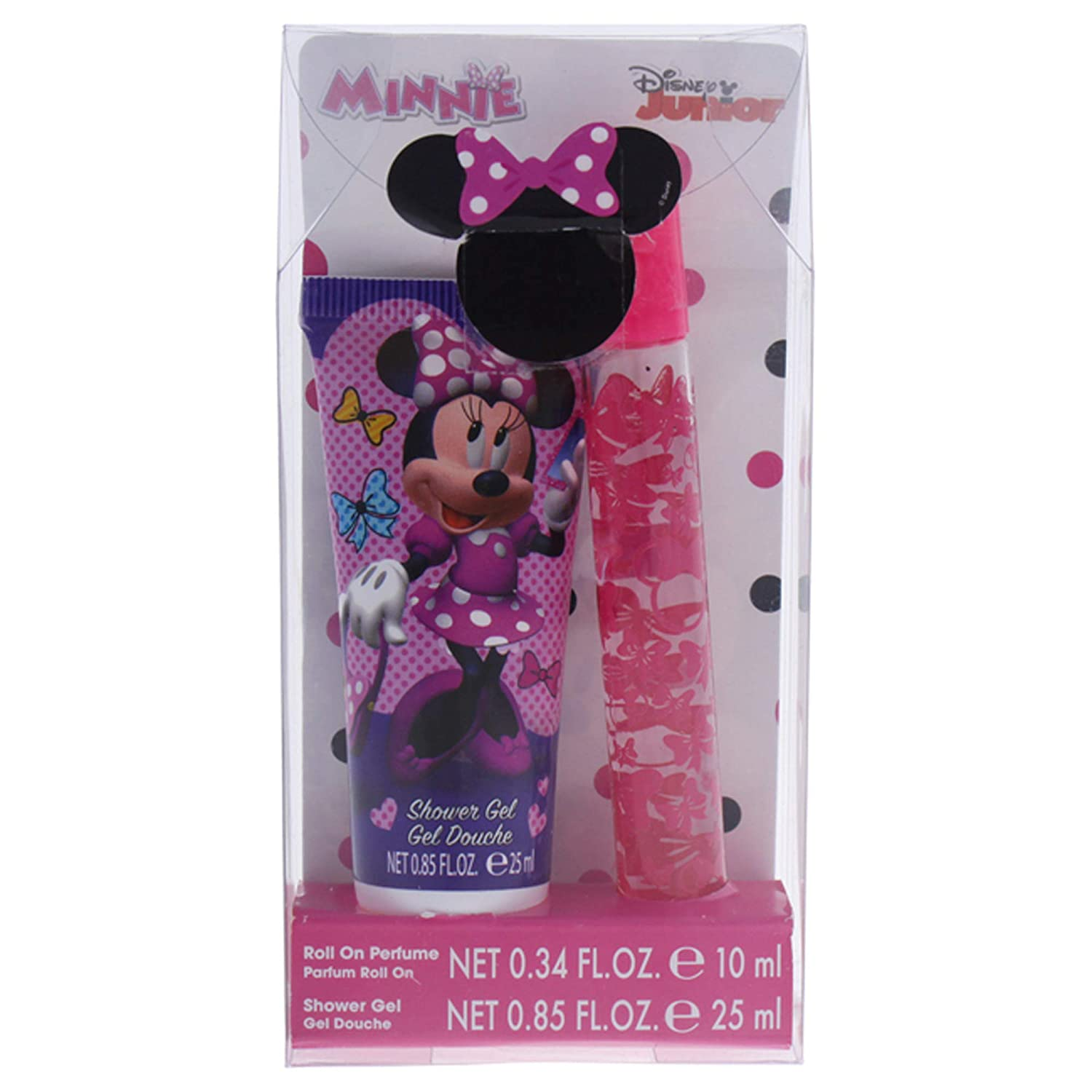 DKNY 2 Piece Gift Set for Kids, Minnie Mouse, 2 Count