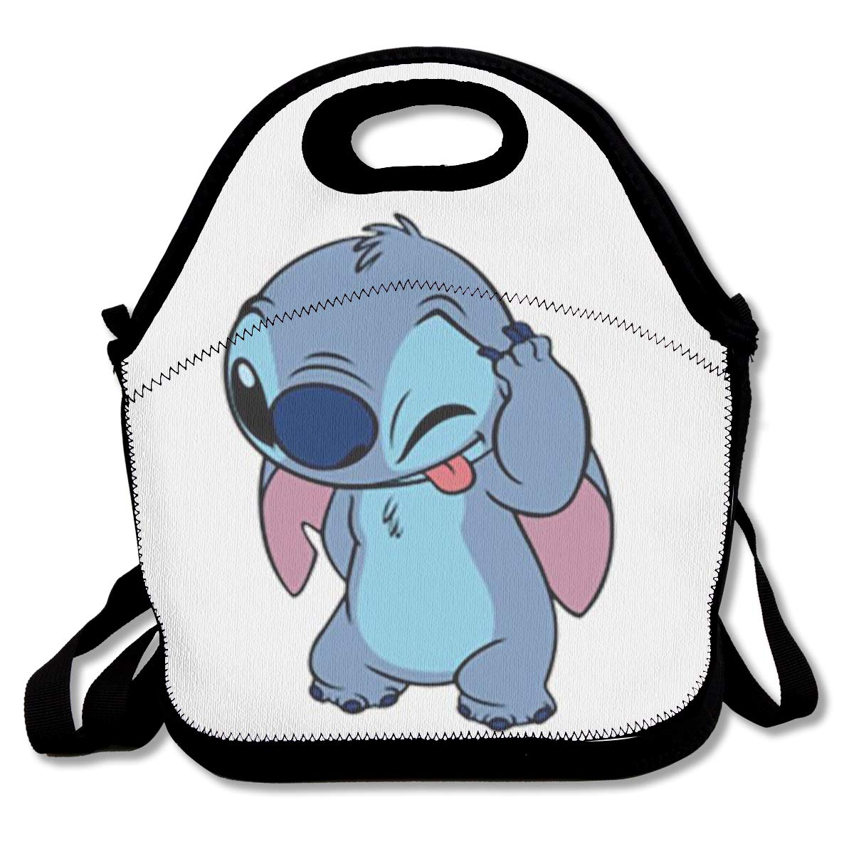 a419efc6cb66 Amazon.com - LIUYAN Custom Lunchbox Stitch Bite You Waterproof Bag ...