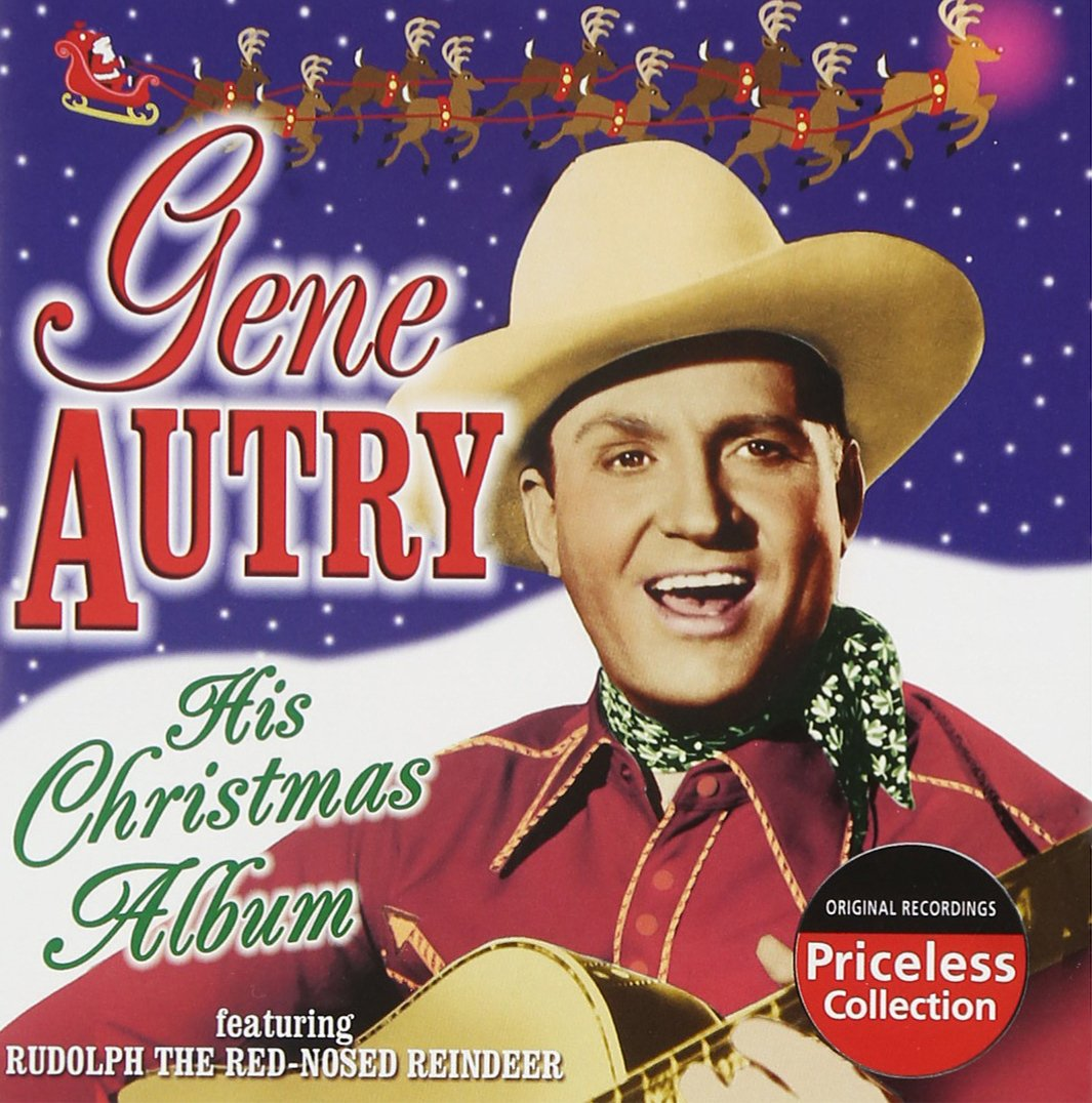 Gene Autry - His Christmas Album - Amazon.com Music