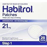 Novartis Nicotine Transdermal System Stop Smoking Aid Patches - 28 Each (Step 1 - 21 Mg)