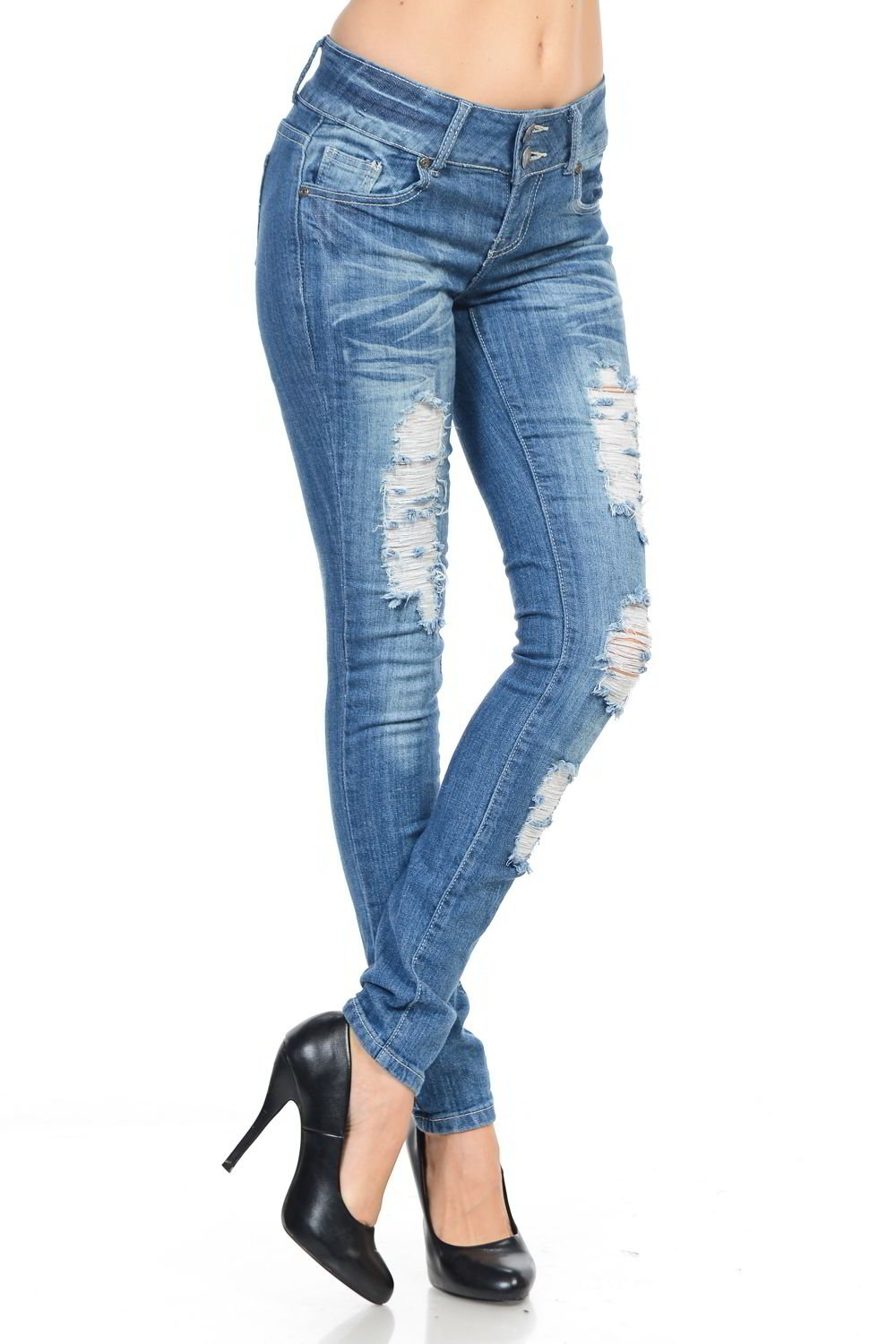 Sweet Look Premium Edition Women's Jeans - High Waist - Style N426H - Size 17