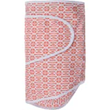 Amazon Com Miracle Blanket Swaddle Garden Pink One Size