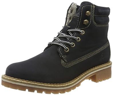 Tamaris Women's 1 1 25242 23 Combat Boots: Amazon.co.uk