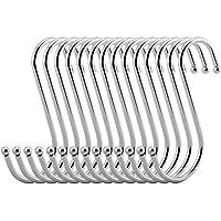 vipith 20unidades Metal en forma de S