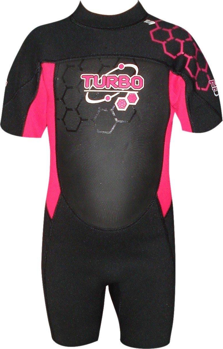 TWF Turbo, Muta subacquea corta da bambino