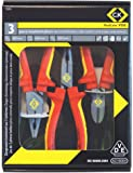 C.K T3805 3-Piece Pliers Set