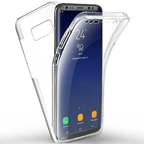 samsung galaxy s8 plus silicone coque