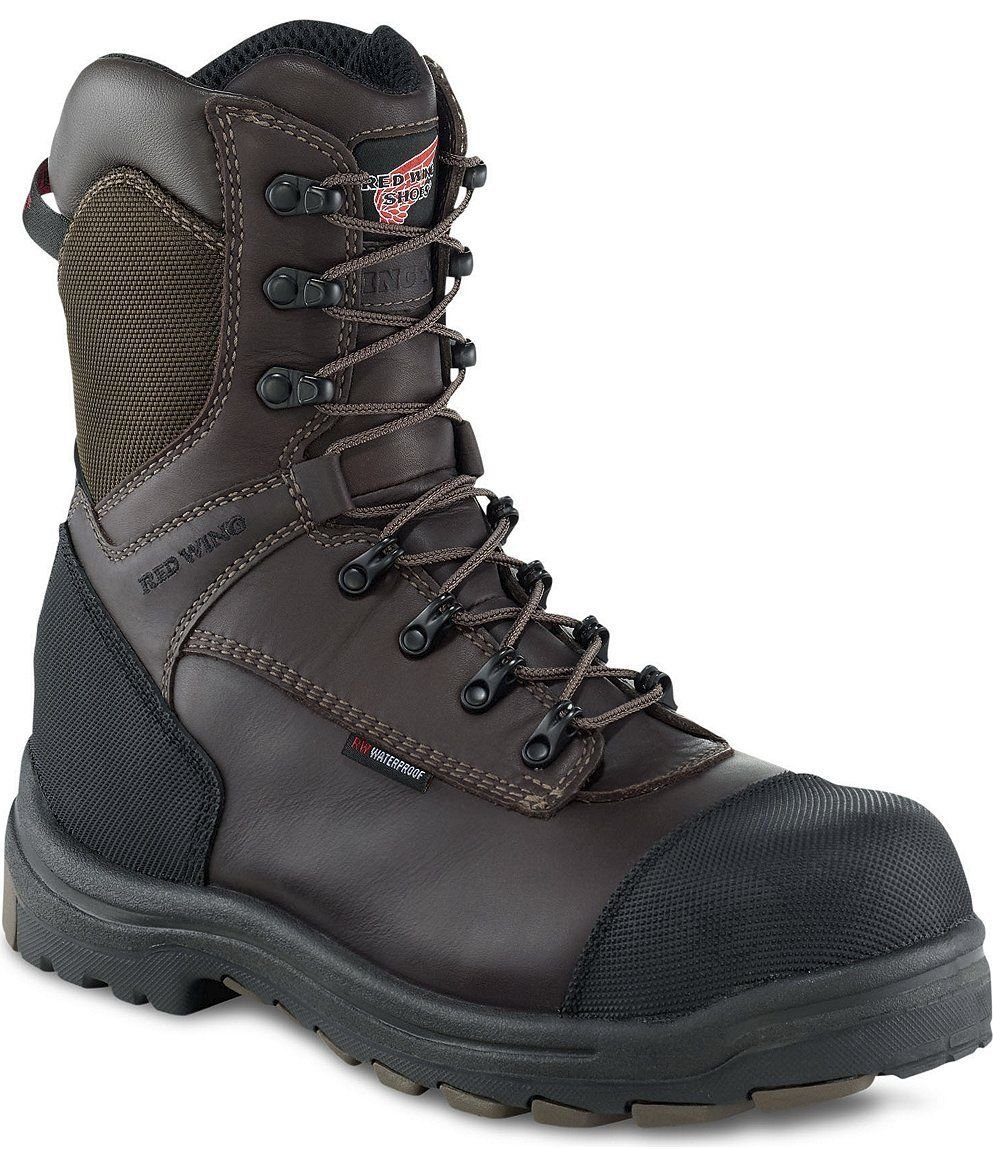 Mens Red Wing King Toe Insulated Work Boots Style 3547 E2080 Extra ...
