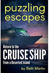 Puzzling Escapes Return to the Cruise Ship from a Deserted Island Paperback
