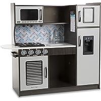 Melissa & Doug- Chef's Kitchen, Color Charcoal, Talla