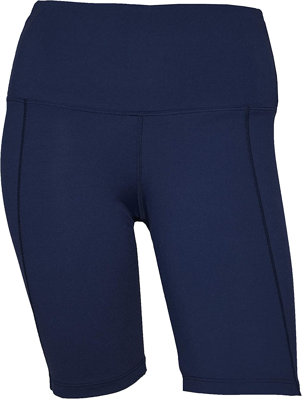 Private Island Women UPF 50+ Beach Board Shorts Swimsuit Hot Pants Pocket Bathing Swim Rash Guard Bottom: Clothing