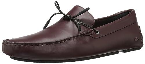 7f0ee9b411d9 Lacoste Men s Piloter Corde 117 1 Formal Shoe Fashion Sneaker Dark ...