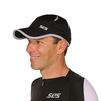SLS3 Running Hat | Runner Jogging Cap | Running Caps for Men/Women |  Reflective Summer Sports Cap Moisture Wicking