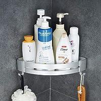 Hoomtaook esquinero triangular, organizador ducha