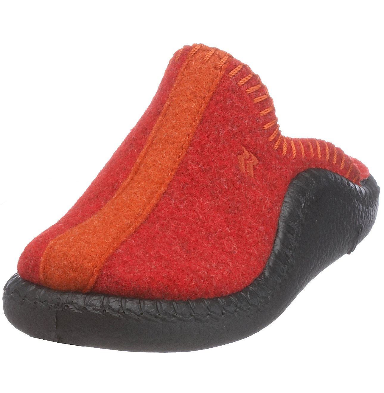 ROMIKA Mokasso 62, Chaussons mixte 19995 Chaussons enfant (Rot-orange Rouge - Rot (Rot-orange 478) 50086b4 - reprogrammed.space