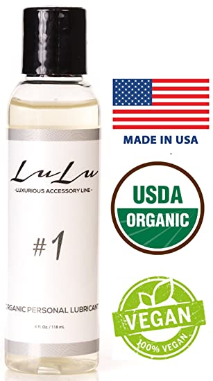 Best Lubricant For Menopause Dryness 2020.Amazon Com Organic Lubricant By Lulu 4 Oz Personal