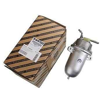 original komplett fuel filter fiat 500 nuova panda 2012 oe 51901049:  amazon co uk: car & motorbike