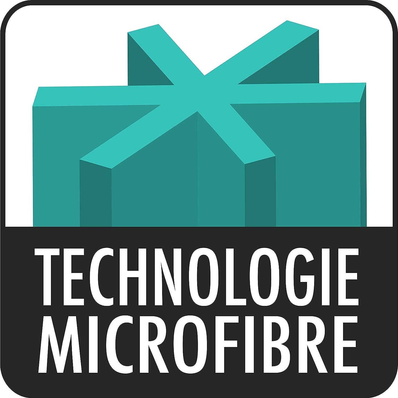 Starway - Microfibra vitrocerámica/inducción - Lote de 4 ...