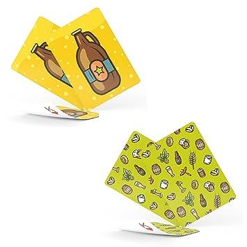 nod products Dry Decks Set de Dos Cubiertas Completas de ...