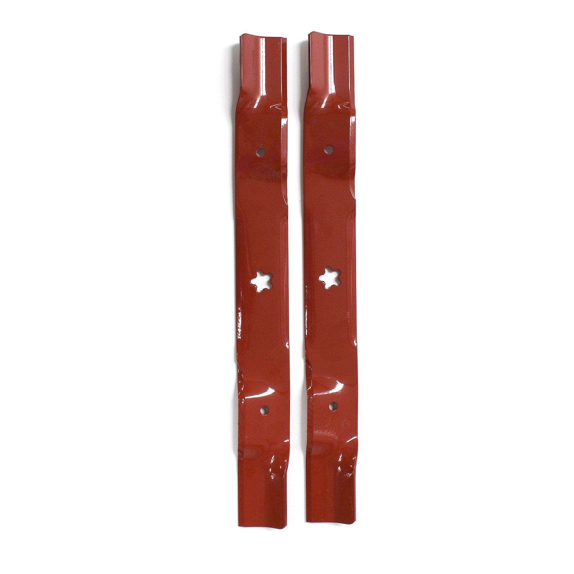 Husqvarna 954636867 42-Inch Lawn Mower Mulching 2 Blade Kit For LT18542, LTH18542, LTH2042 and YTH1542XP
