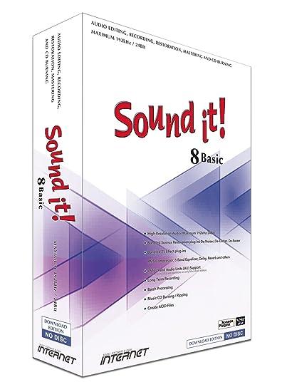 Amazon com: Sound it! 8 Basic for Macintosh: Software