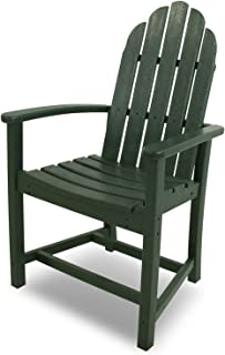 product image for POLYWOOD ADD200GR Classic Adirondack Dining Chair, Green