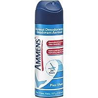 Ammens 8475 Aerosol Desodorante Original para Pies 107g /150ml